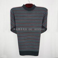 男士針織衫