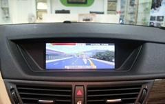 寶馬X1加裝導航,寶馬X1改觸摸導航,寶馬X1加GPS