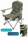 Oversize Padded Cooler Armchair