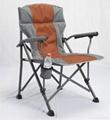 Deluxe Oversized Padded Garden Chair