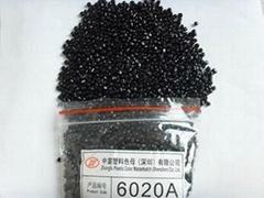 black masterbatch 6020A