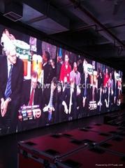 P6mm Indoor Rental Slim led display