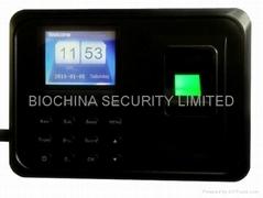 Fingerprint Time Attendance/Clock/recorder