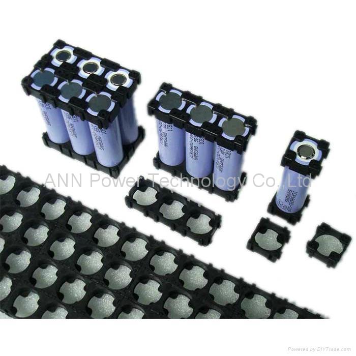 18650 Battery Holder 3p Bracket 18650 Holder 3p Ann