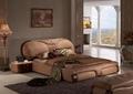 Modern Queen Bed A2012