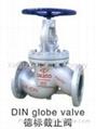 Stainless Steel Globe Valve 1