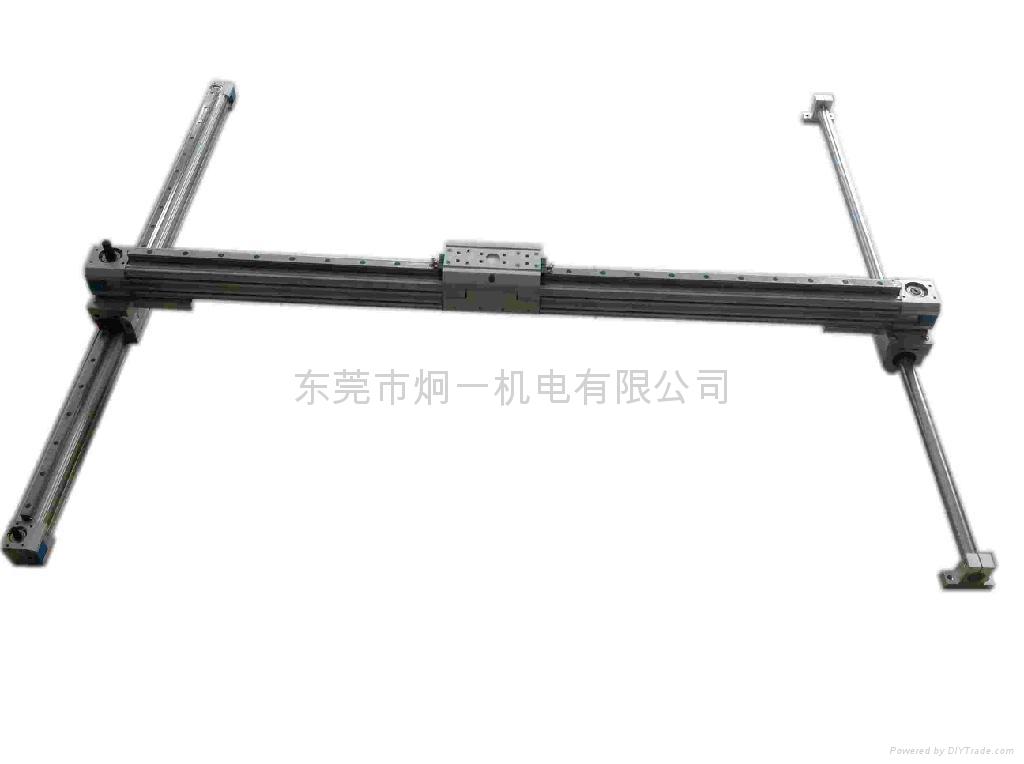 東莞鼎格電動滑台 2