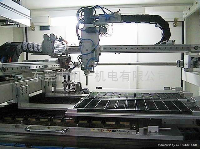 東莞鼎格電動滑台 5