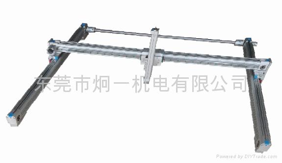 线性模组-电动传动滑轨滑台 3