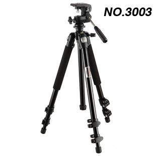 维特利相机三脚架套装3003 含手把云台 1