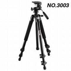 维特利相机三脚架套装3003 含手把云台