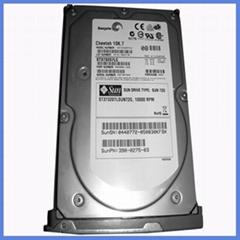 SUN server hard disk