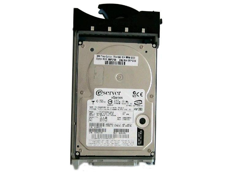 327336GB Ultra320 SCSI Disk Drive 10K RPM 80 PIN 4