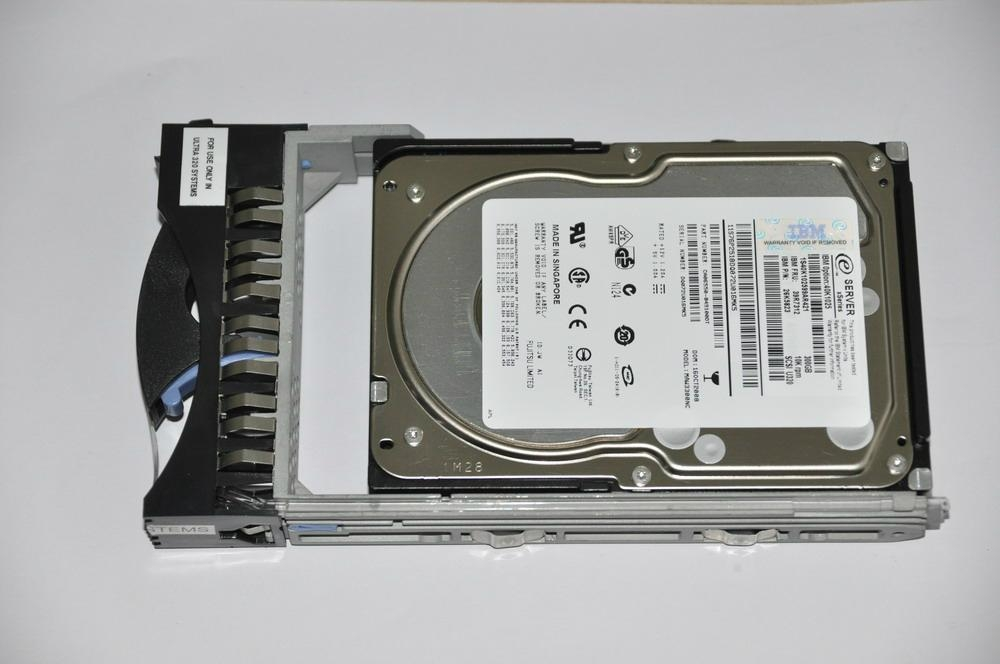 327336GB Ultra320 SCSI Disk Drive 10K RPM 80 PIN 5