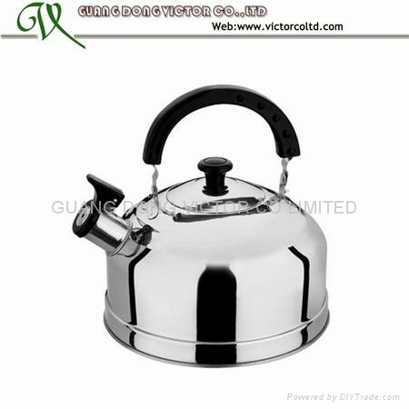 Stainless steel kettle 1