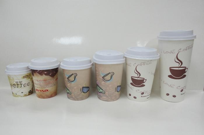 Disposable paper cup 1