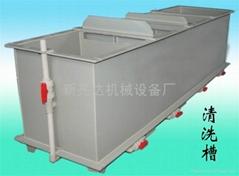 清洗槽電鍍機械設備