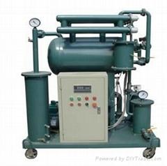 High Voltage Vacuum insulation oil dehydration&degassing machine