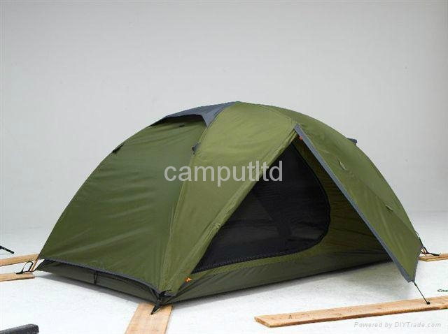 Backpack tent 1