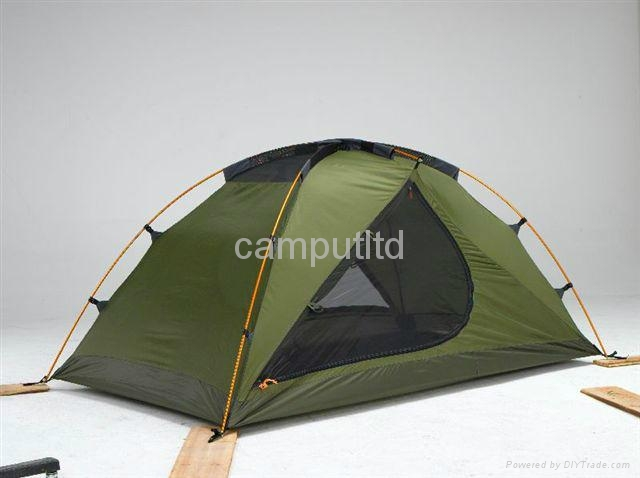 Backpack tent 2