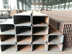 Constructural square steel hollow sections