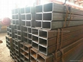 seamless (SMLS) square steel pipe