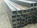 Low alloy rectangular tubes 3