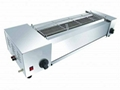 Anthracitic Barbecue Grill