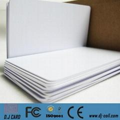 125KHz TK4100 blank card compatible with EM4100