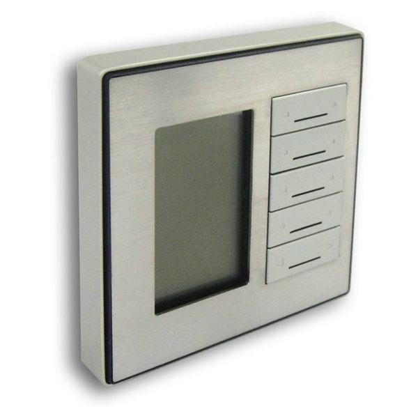 Home Automation All in One Wall Switch Design Panel for Light HVAC ...