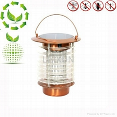 outdoor solar mosquito killer lamp camping lamp