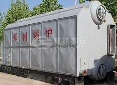 SZL type assembly water tube boiler