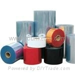 PVC rigid blister film