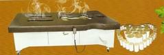自動點火型豪華全自動全身艾灸床