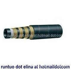 Sell Four wire spiraled hydraulic hose SAE J517 TYPE 100 R12 STANDARD  5