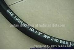 Sell Hydraulic hose  SAE J517 TYPE 100 R16 STANDARD