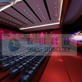 Update luxury 4D theater system with 4D