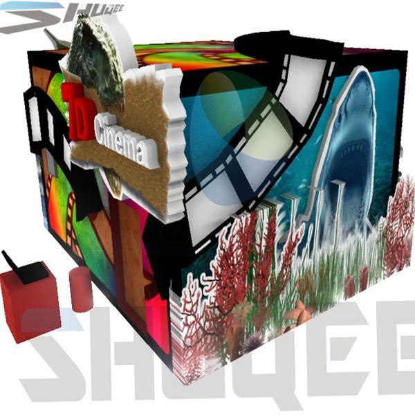 Superb quality kino 7D cinema 5D theater box 1