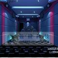 Luxury decoration commercial 9 seats 4D