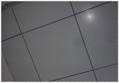 家庭吊頂圓孔板價格 2