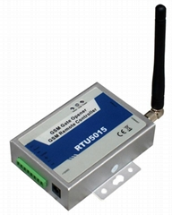 King Pigeon GSM Wireless Remote Gate opener 2digital In 1relay Output RTU5015