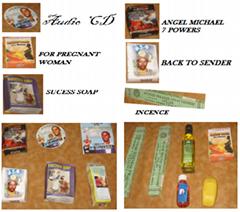 Healing Materials Items
