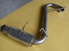 Mazda Miata MX5 MX-5 Roadster 1.8L 99-05 Exhaust System Systems 60mm Piping