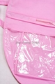 pink color wedding dress dustproof bag 2