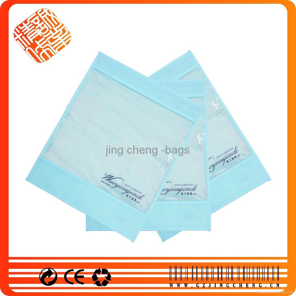 Eco-friendly non-woven garment bag 2