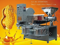 Sunflower Oil Press Machine and Oil Extraction Machine