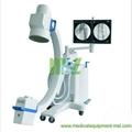 Mobile digital c-arm x ray machine