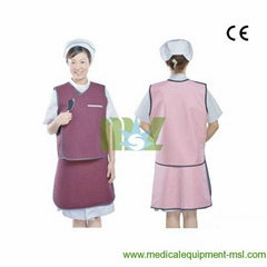 Lead free apron | x-ray protection