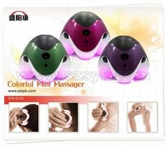 colorful handheld body massage