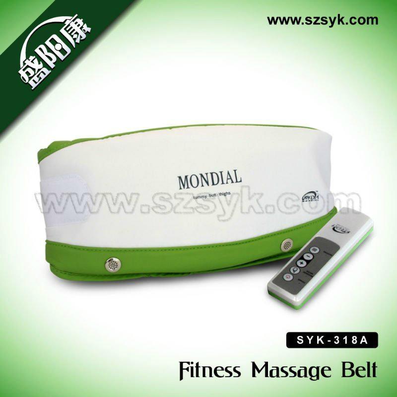 Vibrating Fitness Massage Belt 1